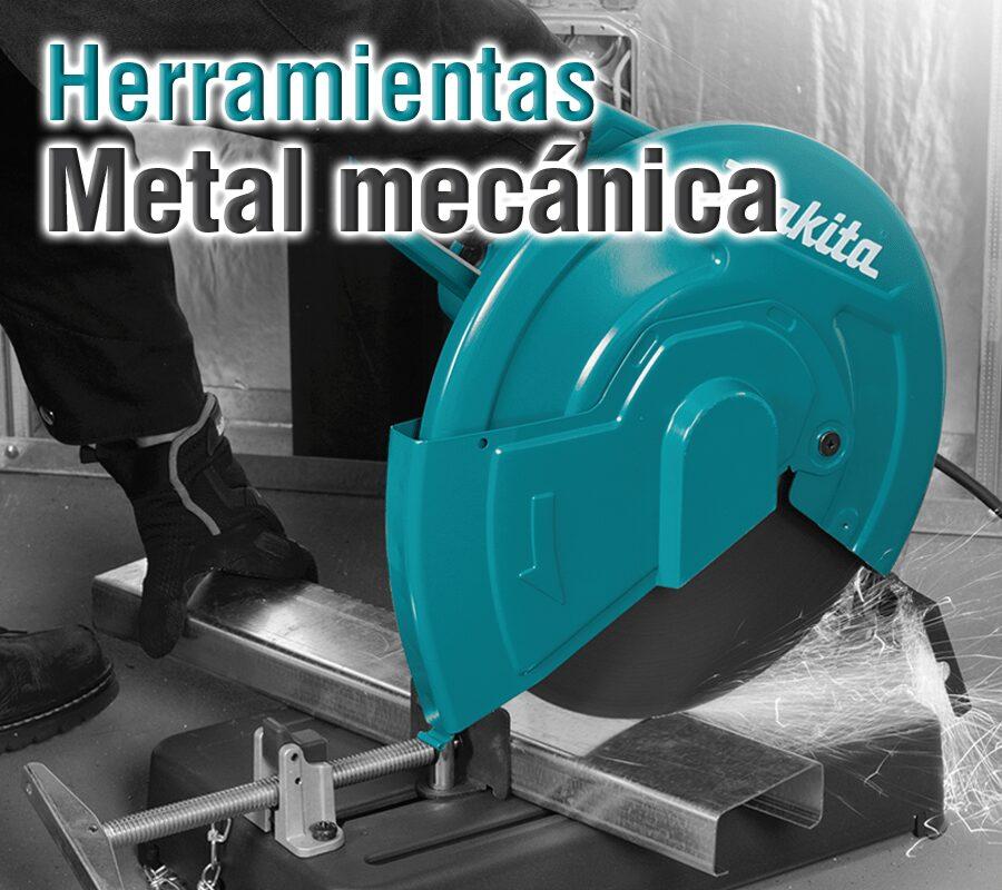 Herramientas makita para metal y mecánica