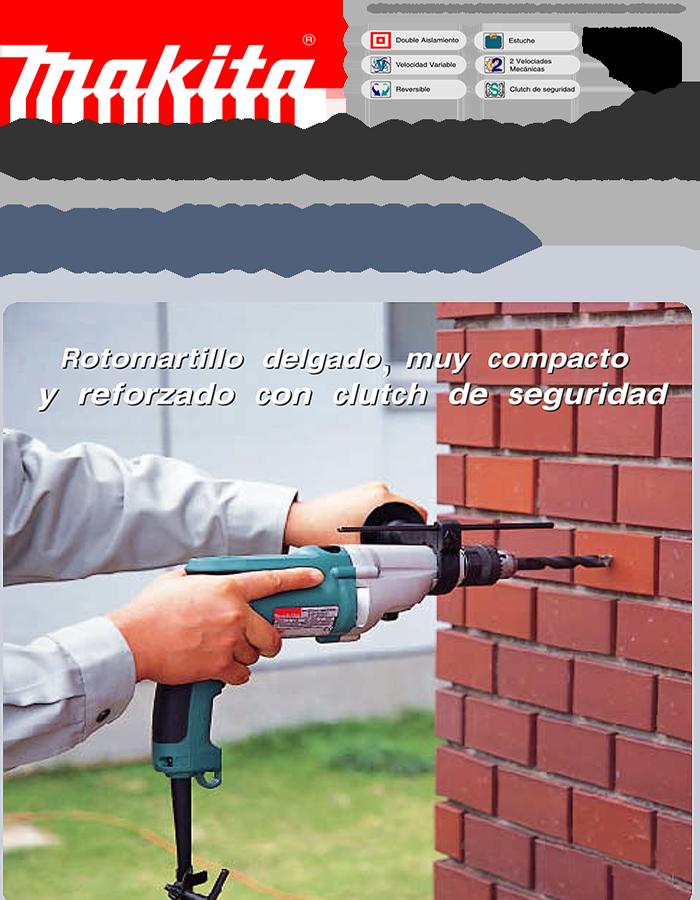 Rotomartillo HP2050