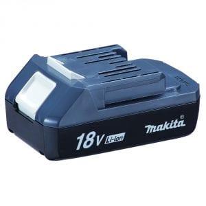 Baterías de 18V Lithium-ion de 1.3 y 1.1Ah